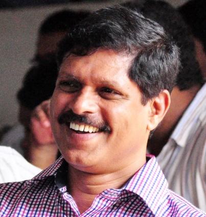 K Gopalakrishnan