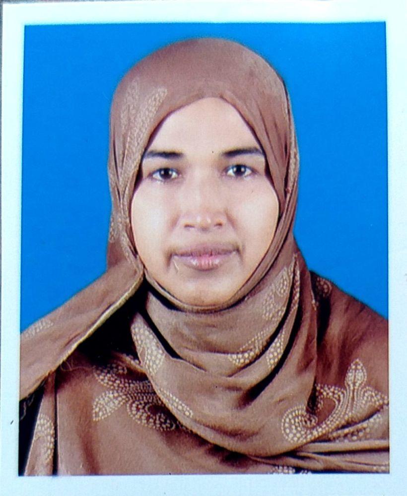Fathimath Fouziya M