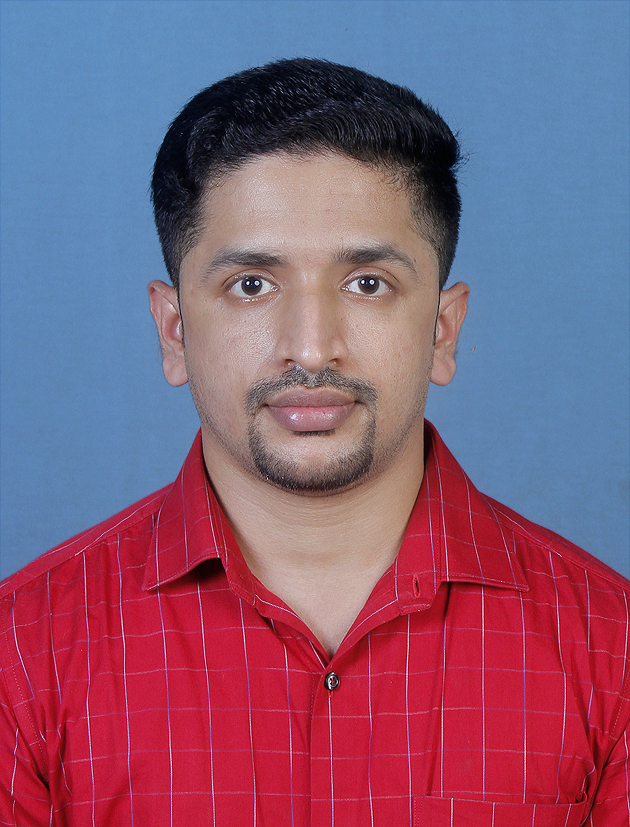 Arjun K Anil