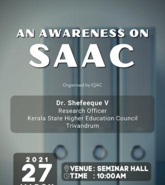 An Awareness on SAAC