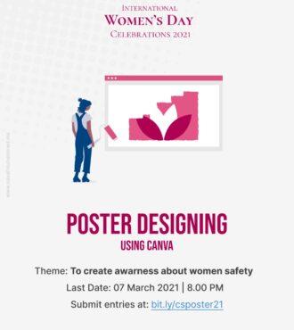 Poster Designing using Canva