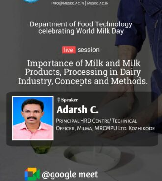 Important of Milk and Milk Products, Processing in Dairy Industry, Concepts and Methods