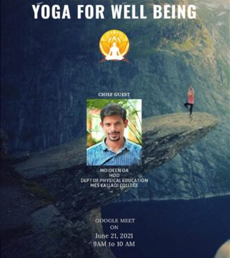 Yoga for Well Being
