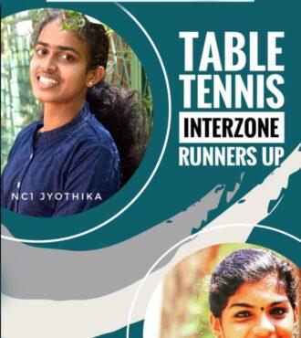 Tablet Tennis Interzone Runner-up