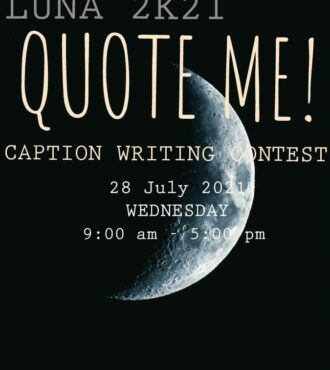 CAPTION WRITING CONTEST