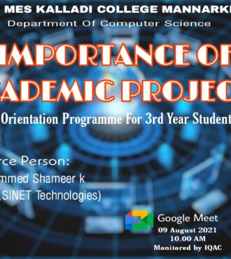 Importance of Academic Projects