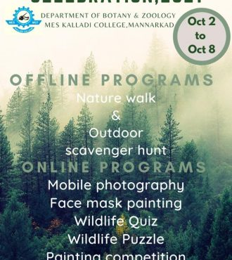 Wild Life Week Celebration